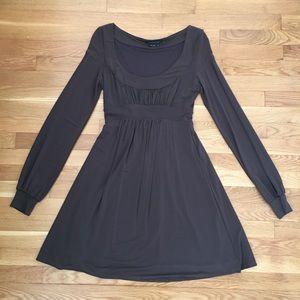 Dark brown BCBG dress